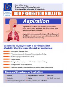 DDD prevention bulletin