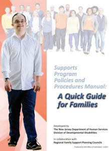 Quick Guide for Families in the Supports Program